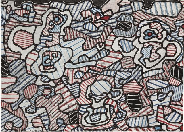 , 'Cafetière, tasse et soucoupe, sucrier,' 1965, Galerie Zlotowski