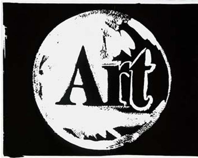 Andy Warhol, 'Art (negative)', 1985-1986, Joseph K. Levene Fine Art, Ltd.