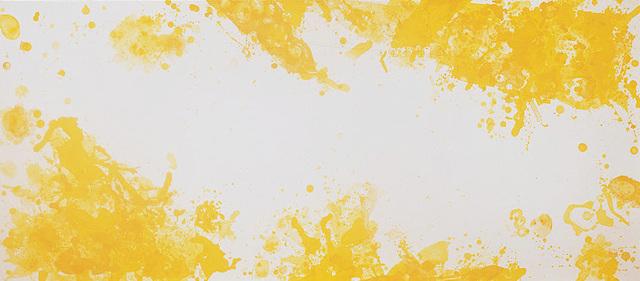 Sam Francis, 'Spleen (Yellow)', 1971, Kenneth A. Friedman & Co.