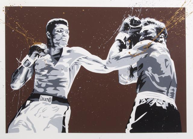 Mr. Brainwash, 'Ali Legend', 2009, Julien's Auctions