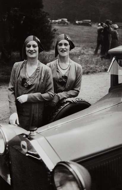 Jacques Henri Lartigue, 'The Famous Rowe Twins of the Casino de Paris', 1929, Phillips