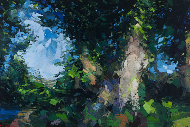 , 'Emeraldia,' 2015, Linare/Brecht Gallery