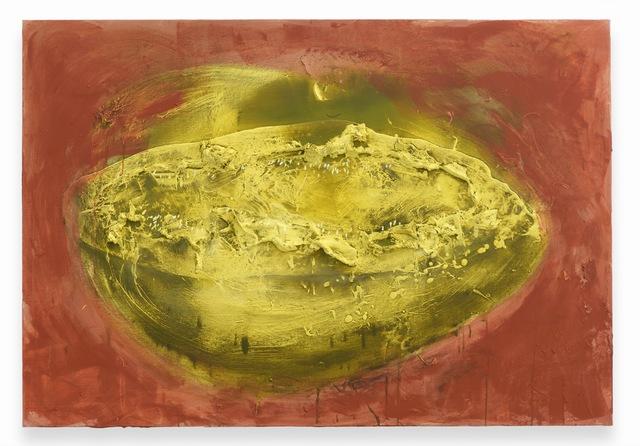 , 'Melon Coupé,' 2014, Galerie Thaddaeus Ropac
