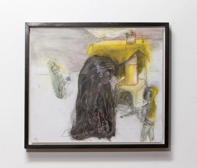 , 'Drawing 22,' 2016, Joanna Bryant & Julian Page
