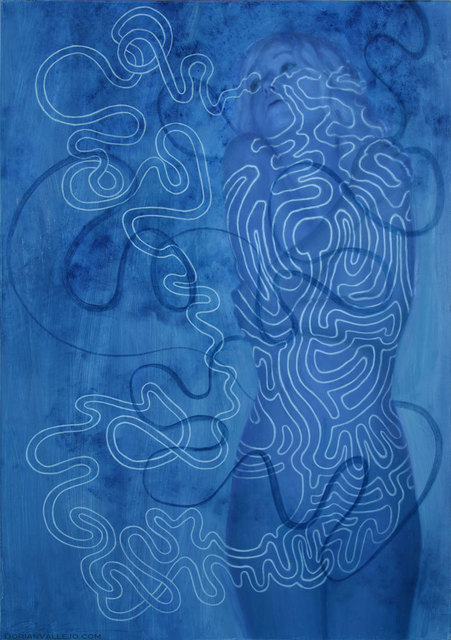 , 'Labyrinth,' , IX Gallery