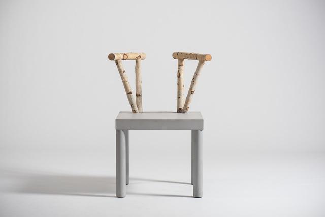 ", '""Domestic Animals"" Chair,' 2008, Casati Gallery"
