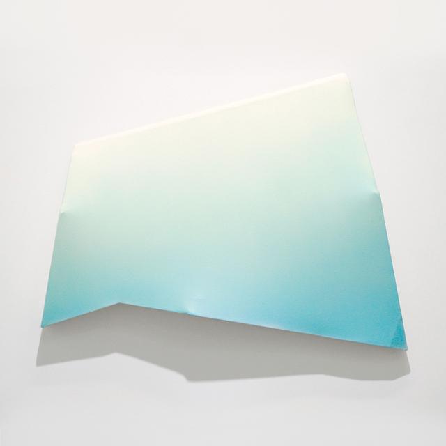 , 'Grüner See 39,' 2016, Galerie Richard