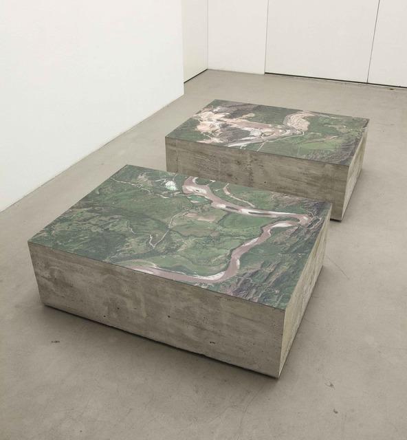 , 'Dammed Landscape,' 2013, Instituto de Visión
