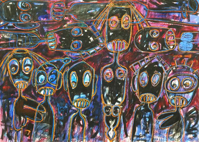 , 'Les Enfants,' 2015, Ethan Cohen New York