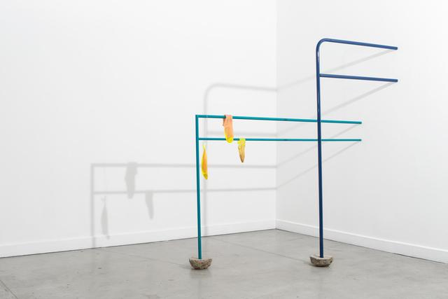 , 'Trzepak variations 3 & 4,' 2016, CES Gallery