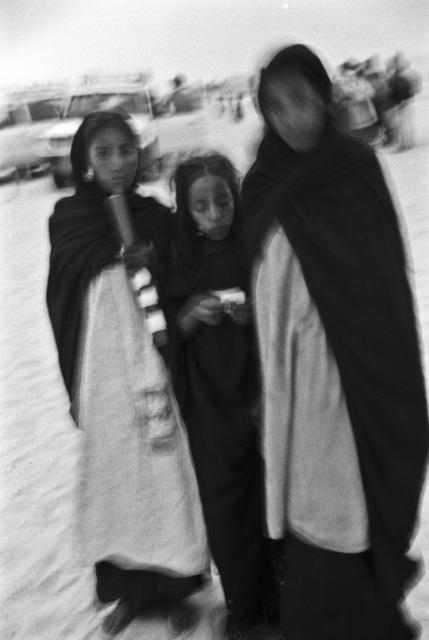 Fatoumata Diabaté, 'Touareg En Geste Et Mouvement 5', 2005-2006, Undercurrent Projects