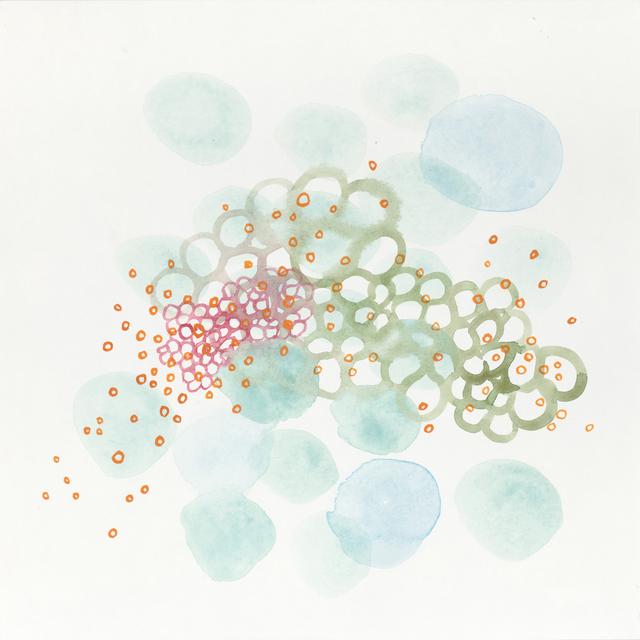 , 'Untitled (Watercolor I),' 2017, Cole Pratt Gallery