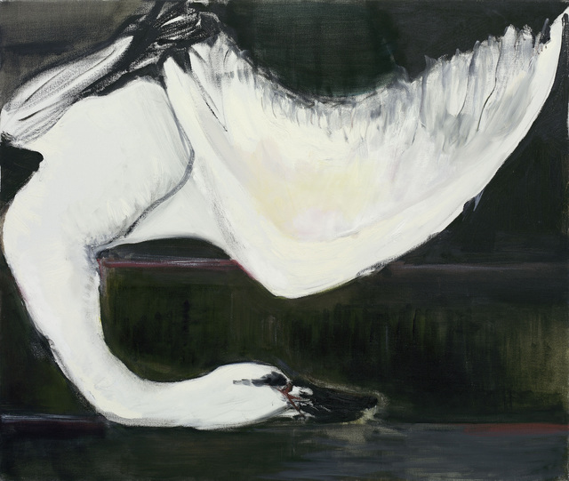 , 'The Swan,' 2005, Fondation Beyeler