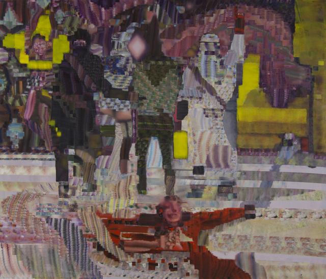 , 'The Diamond,' 2015, Haines Gallery