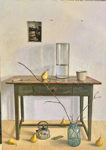 , 'Deconstruct/Table ,' 2017, Eckert Fine Art