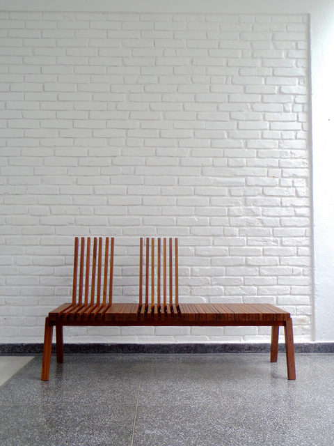 , 'SITTABLE bench,' 2011, PROTOTYP&