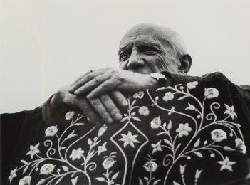 Picasso Preside la Corrida-Frejus