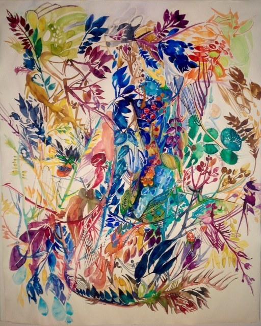 , 'Cascada,' 2015, OSME Gallery