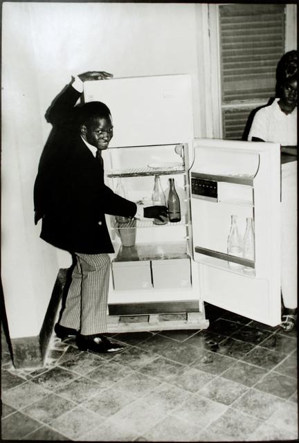 , 'Me Alone at the Fridge,' 1968, HackelBury Fine Art