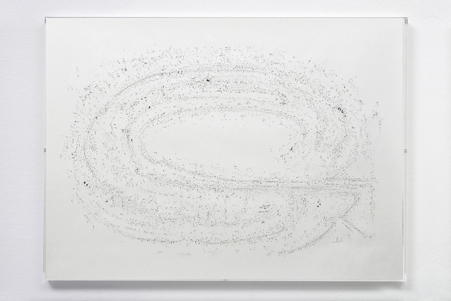 , 'Sin Título,' 2016, 80M2 Livia Benavides