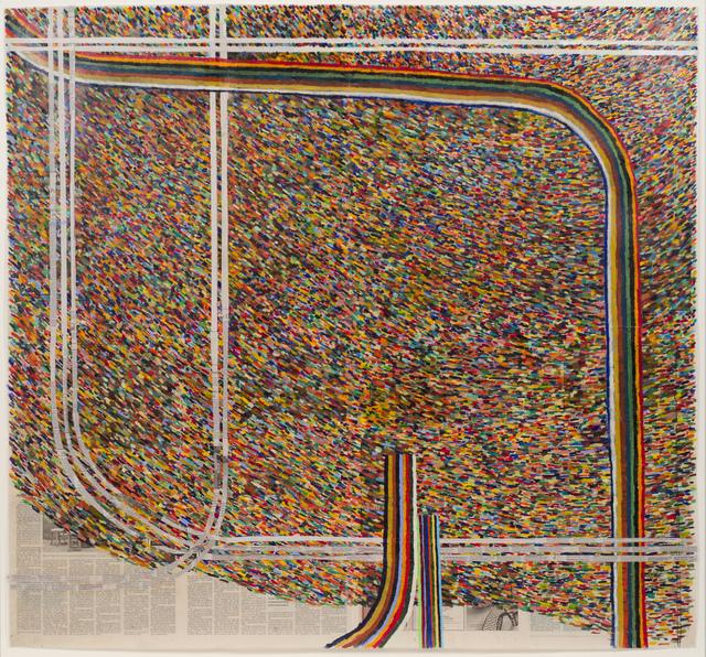 , 'Glass Box,' 2014, Adams and Ollman
