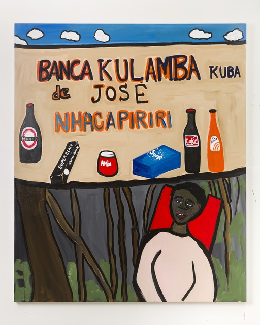 Cassi Namoda, 'Banca Kulumba ', 2019, CFHILL