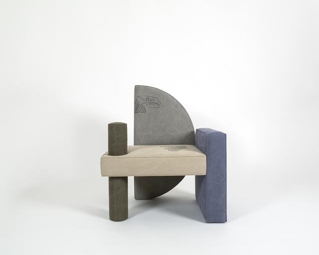 , 'Cleveland Chair I,' 3019, Friedman Benda