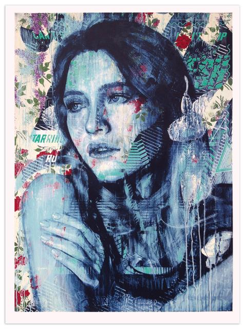, 'Hydrangea,' 2014, StolenSpace Gallery