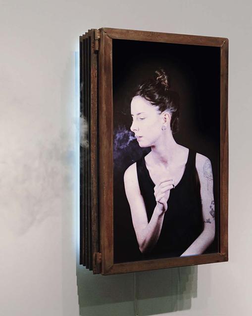 , 'Artstudent (philosophize) klein,' 2015, Galerie de Bellefeuille