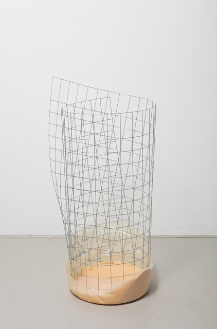 Nairy Baghramian, 'Waste Basket (bin for rejected ideas)', 2017, Studio Voltaire