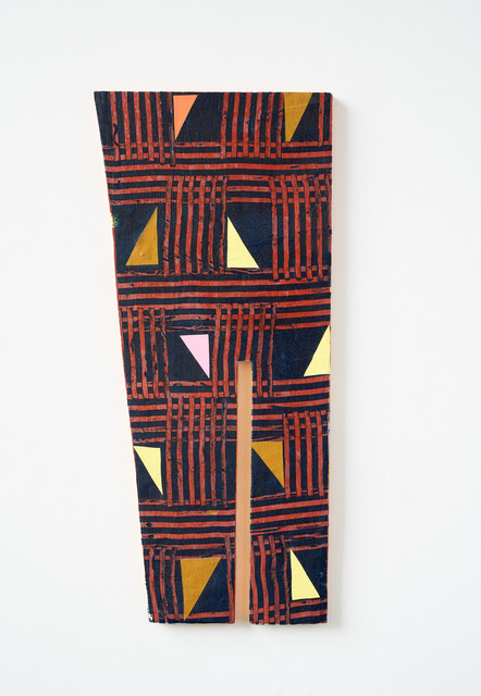 Martha Clippinger, 'fancy pants', 2017, Hodges Taylor