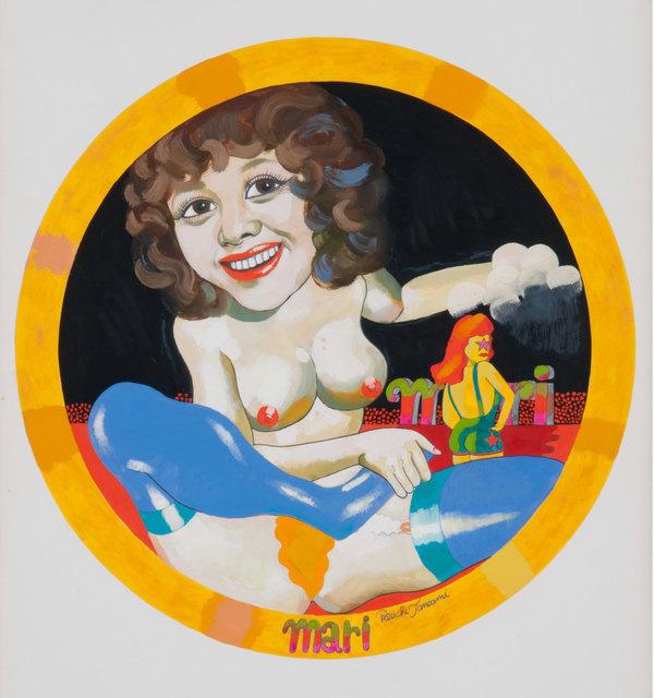 , 'Mari,' 1973, Nanzuka