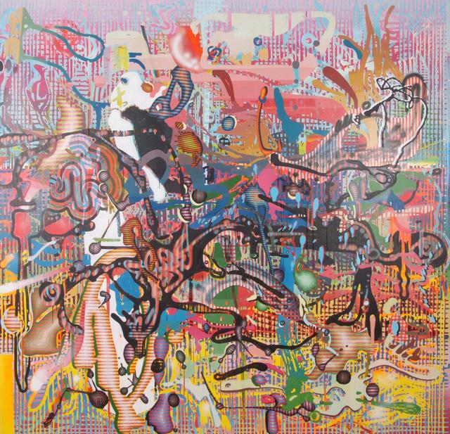 , 'Der Ritt der sieben Nutten - Das war mein Jahrhundert,' 1999, Galerie Hans Mayer