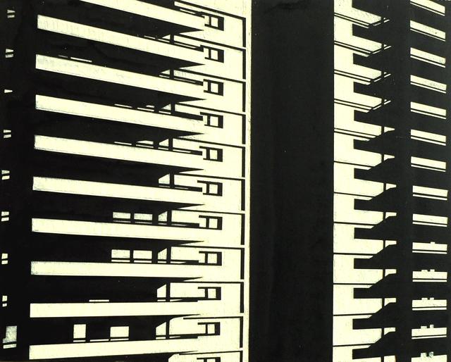 Daniel Rodríguez Collazo, 'Polypty: Resonance', 2018, Mixed Media, Fretwork on pladur, ArteMorfosis - Cuban Art Platform