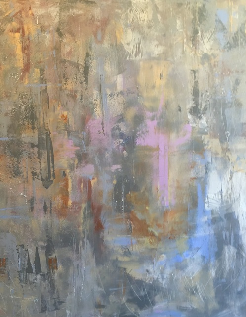 , 'October Mist,' 2015, The McLoughlin Gallery