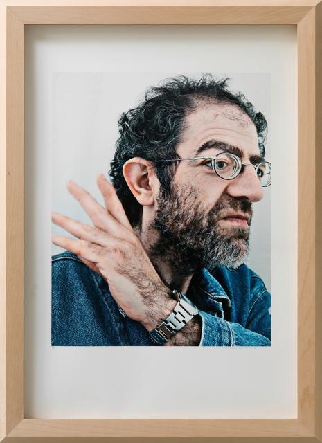 , 'Portrait III, Salvatore,' 2005, Galerie Kornfeld