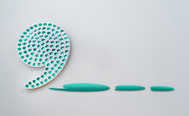 , 'Whew(Green Rest),' 2017, Gallery EM