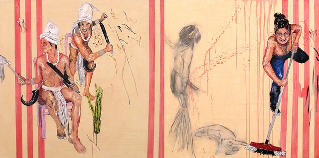 , 'Ian (sã) Dança da vassourinha,' 2014, Artur Fidalgo Galeria