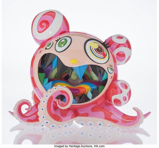 Takashi Murakami, 'Mr. Dob (A)', 2017, Heritage Auctions