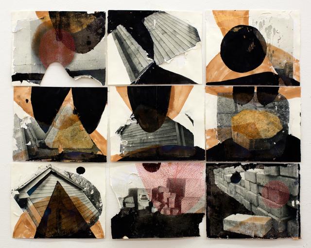 , 'Sequence,' 2017, Galerie Krinzinger