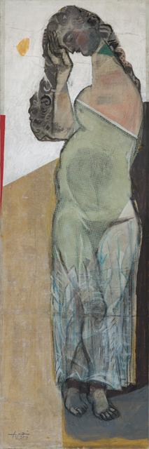 , 'Feminine Cases 3,' 2016, al markhiya gallery