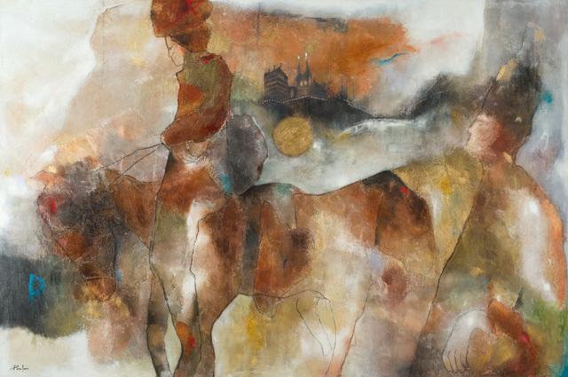 , 'Don Quijote de la Mancha,' , Merritt Gallery
