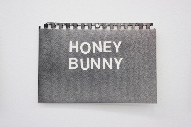 , 'Honey Bunny,' 2016, Wil Aballe Art Projects | WAAP