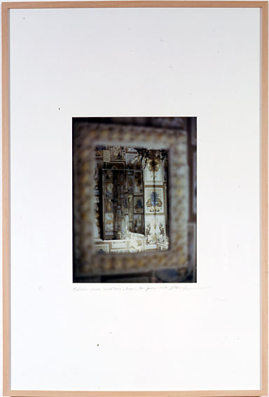 , 'Titel: Bathroom Mirror, 'Model House', Bayonne, N.J. 1967,' 1967, Galerie Rüdiger Schöttle