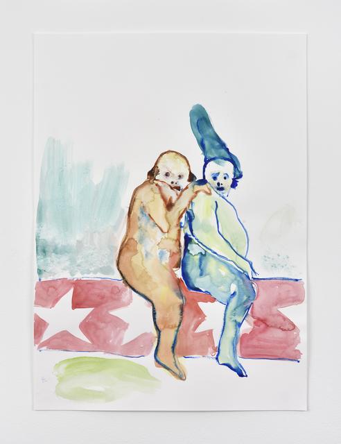 , 'Sans titre,' 2017, Galerie Thomas Bernard