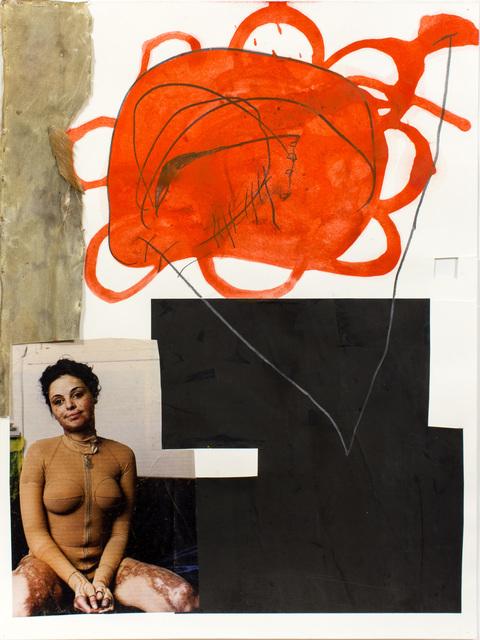 , 'Find a Girl with Far Away Eyes,' 2010, Gaa Gallery