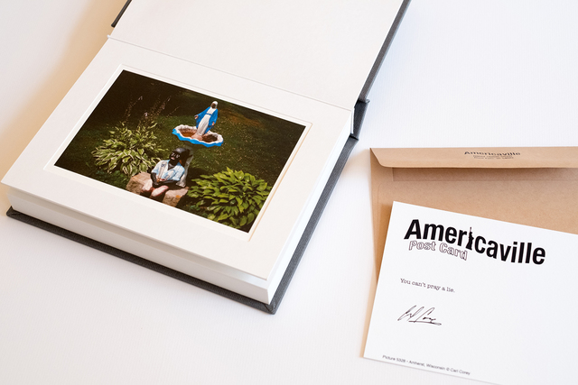 , 'Americaville Postcard Series with Album,' 2016, Wall Space Gallery