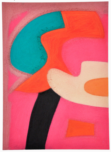 , 'Untitled (Abstract shapes),' 2014, Fleisher/Ollman
