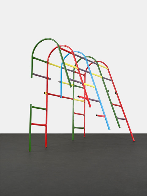 , 'Playground Structure (Tunnel),' 2015, Peres Projects