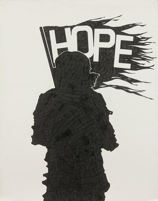, 'Hope,' 2017, Mirus Gallery